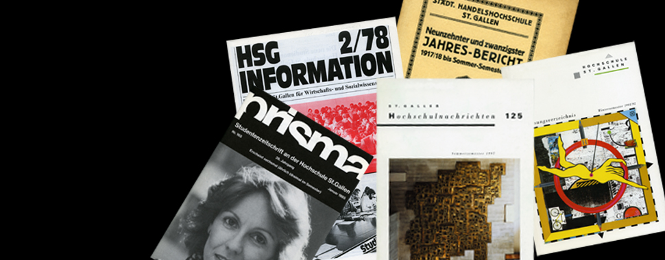 University Archives have made the Online Publication Archive available