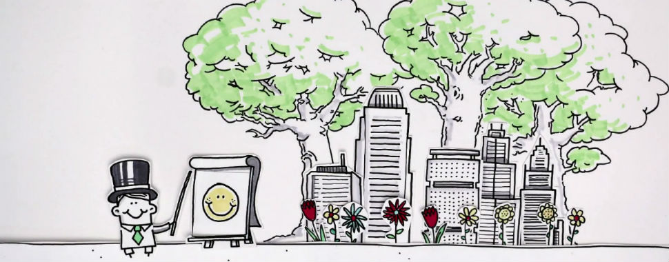 Little Green Bags video on public value: common good and the society